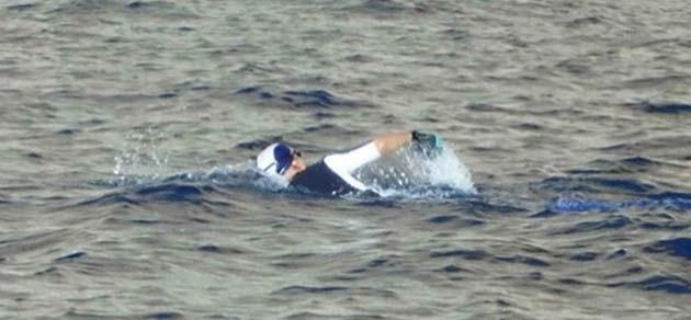 Deniz Kaplumbağaları İçin Kilometrelerce Kulaç Attı