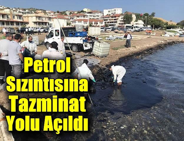Petrol Sızıntısına Tazminat Yolu Açıldı