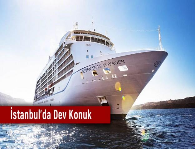 İstanbul'da Dev Konuk