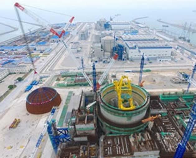 Çin 'Yüzen Nükleer Santral' İnşaatına Başladı