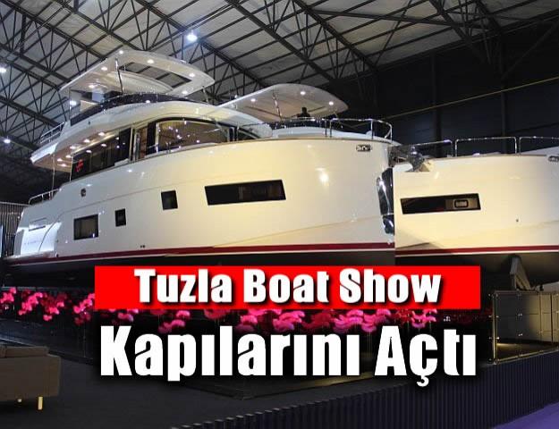 Tuzla Boat Show Kapılarını Açtı