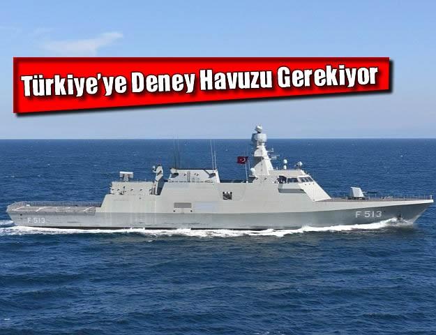 'Türkiye'ye Deney Havuzu Gerekiyor'