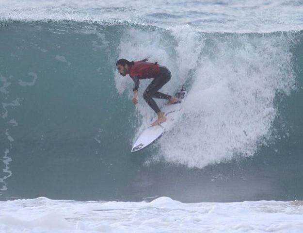 Sörfçüler Alanya'da Hünerlerini Sergiledi