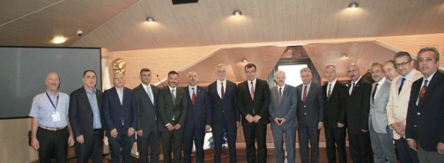 DTO meclis toplantısı gerçekleşti
