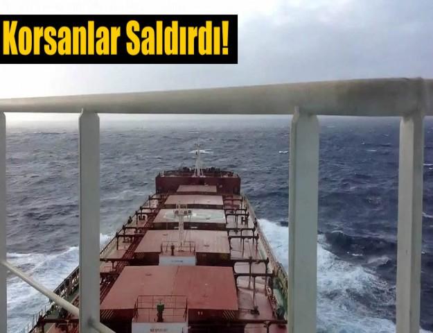 Korsanlar Saldırdı!