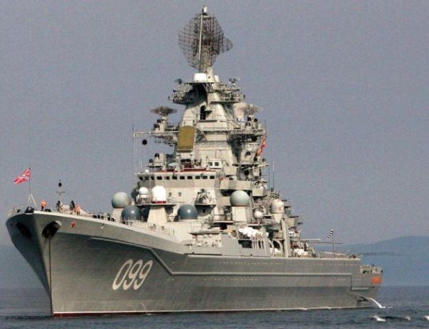Rusya Savunma Bakanlığı nükleer gemileriyle Barents Denizi'nde tatbikat yaptı!