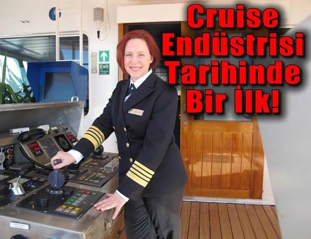 Cruise Endüstrisi Tarihinde Bir İlk!