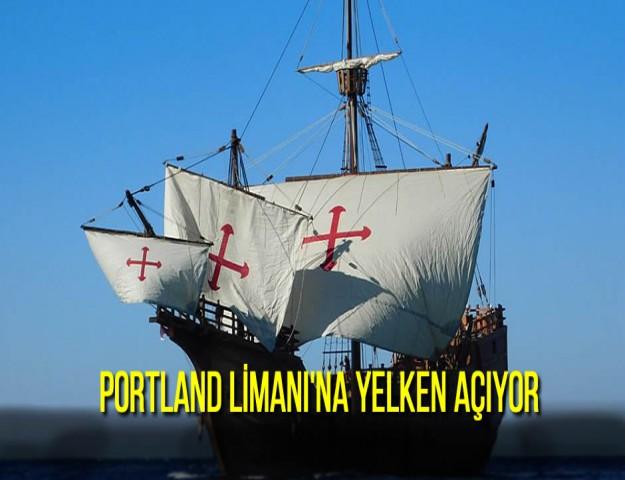 Portland Limanı'na Yelken Açıyor