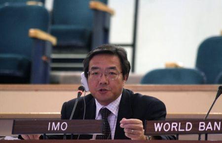 IMO Genel Sekreterliğine  Koji sekimizu seçildi