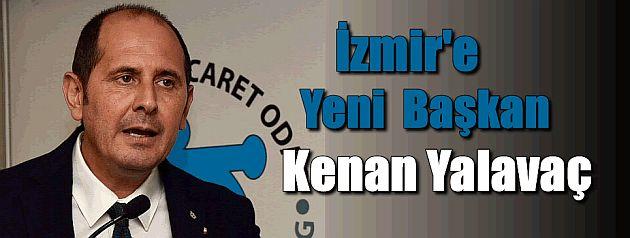 İzmir DTO'nun yeni başkanı