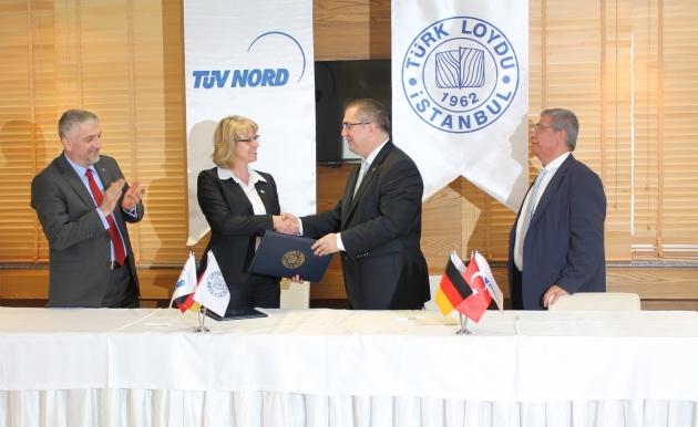 Türk Loydu ve TÜV Nord arasinda dev işbirliği