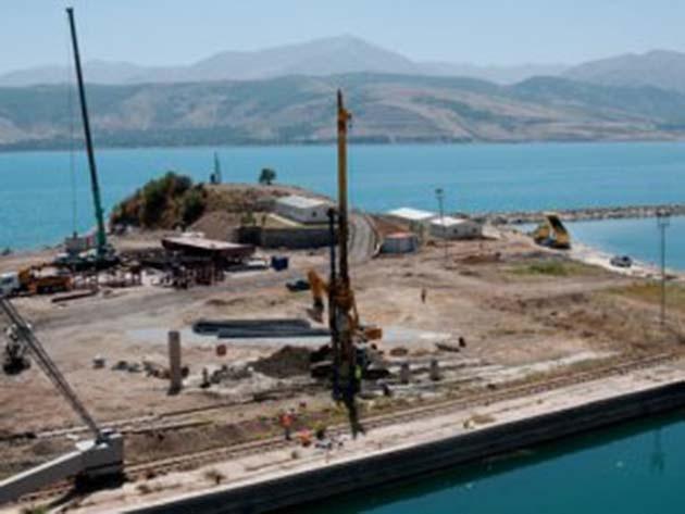 'Tekne Yanaşma Yeri Projesi' Kapsamında İki Yeni İskele Yapılıyor