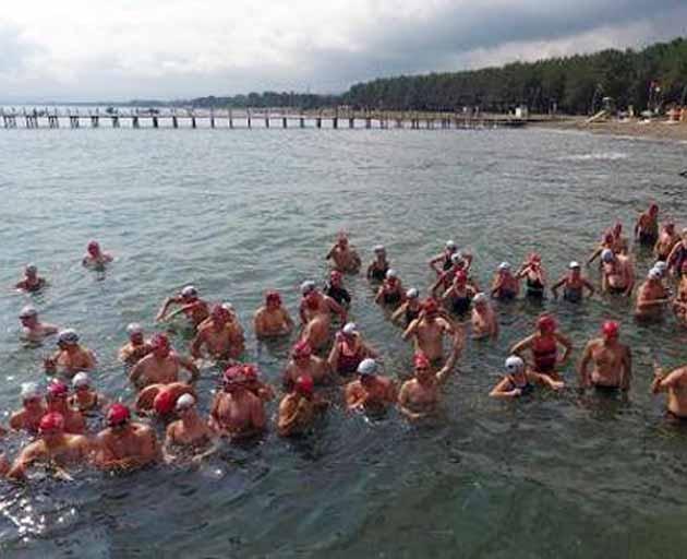 Nejat Nakkaş Anısına Açık Su Yüzme Yarışı