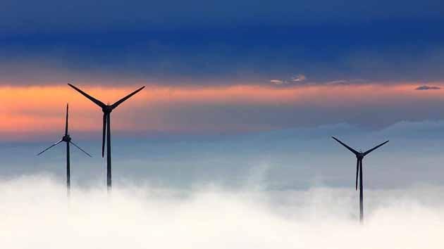 Türkiye'nin İlk 'Deniz Rüzgarı' Santrali İçin Aday Bölgeler Belli Oldu