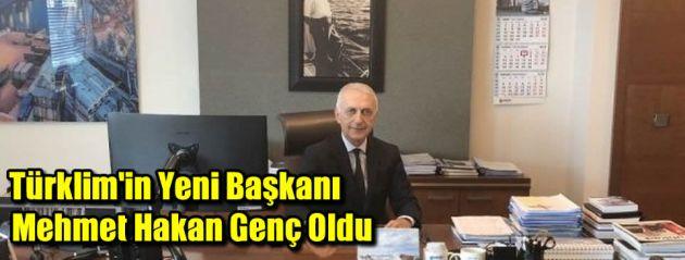 Türklim'in Yeni Başkanı Mehmet Hakan Genç Oldu