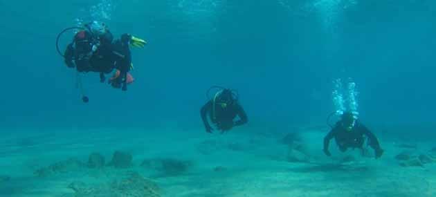 Denizcilik Ve Kabotaj Bayramı'na Özel Deniz Dibi Temizliği