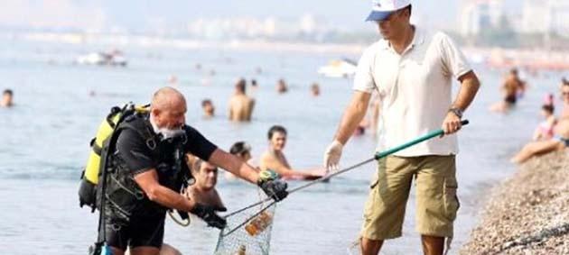 TURMEPA Önderliğinde '' Uluslararası Kıyı Temizliği Kampanyası ''
