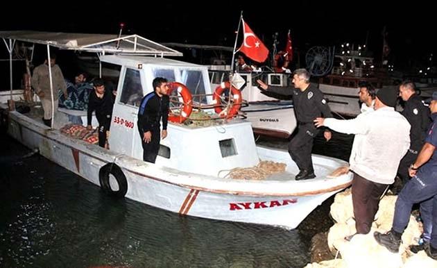 Göçmenleri Taşıyan Tekne Battı