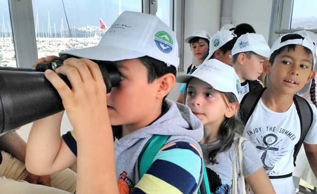 """""""Fark Ettim! Denizler Bizim Oksijen Kaynağımız"""" Projesi 4. Yılını Tamamladı"""