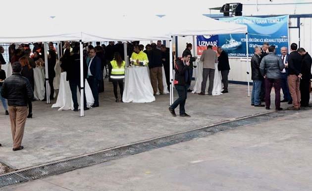 UZMAR Denizcilik Sektör Temsilcilerini Bir Araya Getirdi